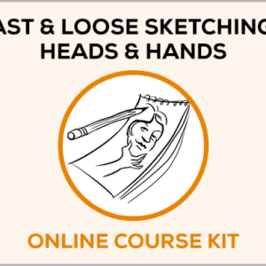Fast & Loose Sketching heads and hands thumbnail